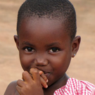 Child in Malawi